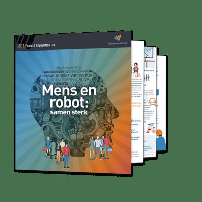 Skills Revolution 4.0 - Mens en robot